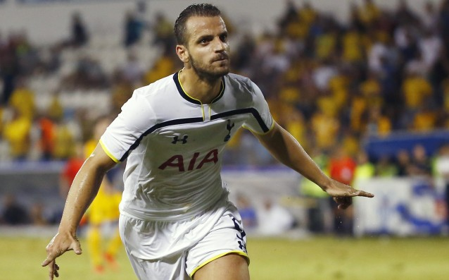 Inter ready with 11 million for Soldado