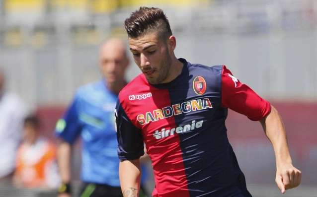 Milan wished a talented youngster from Cagliari
