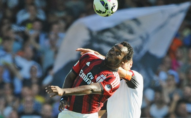 Milan officially denied Essien to be sick with Ebola