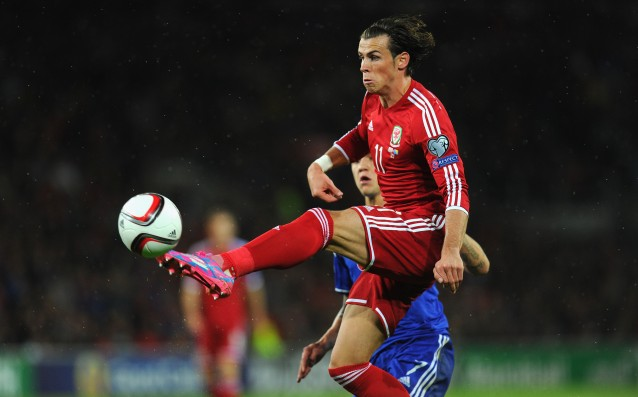 Bale calls Welsh fans in `Instagram`