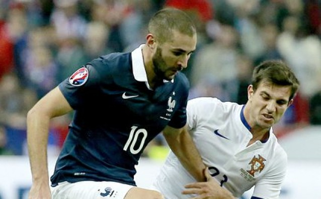 Benzema doubtful for the control with Armenia
