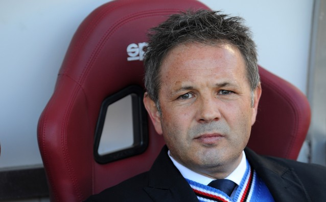 Sinisa Mihajlovic option as a coach of Inter