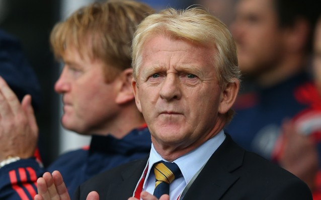 Strachan is not impressed by the victory of Poland