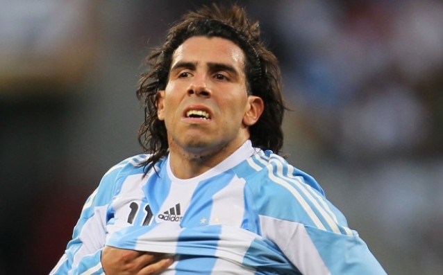 Tevez could again get a chance for Argentina