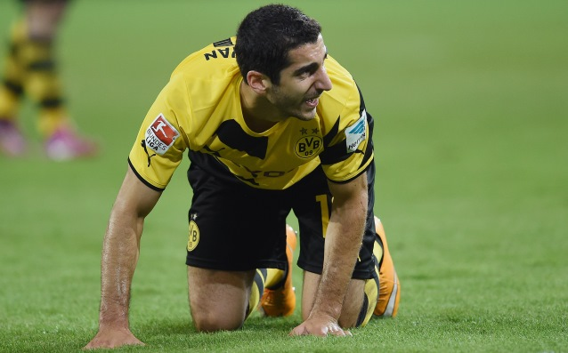 Good news for Borussia Dortmund about the injured