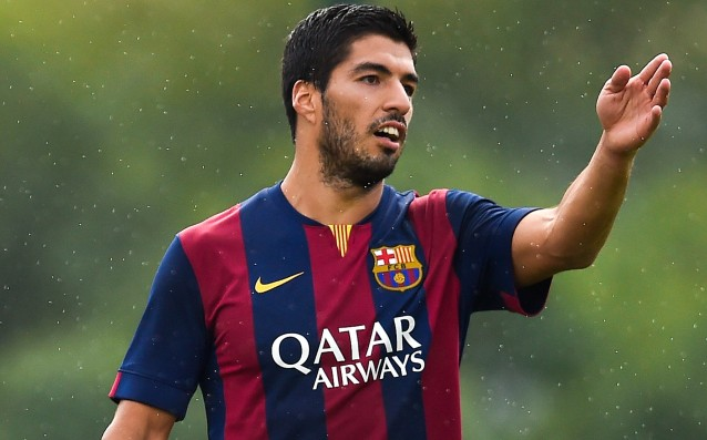Dani Alves: Luis Suarez is a beast and waits Clasico