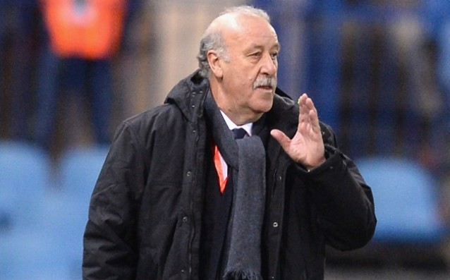 Del Bosque announced that he is leaving after Euro 2016