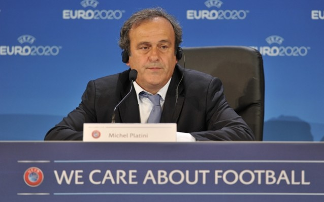 Platini: Video replay in football? Catastrophe!