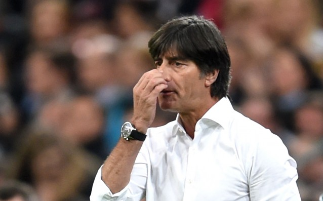Loew: Germany played too naive