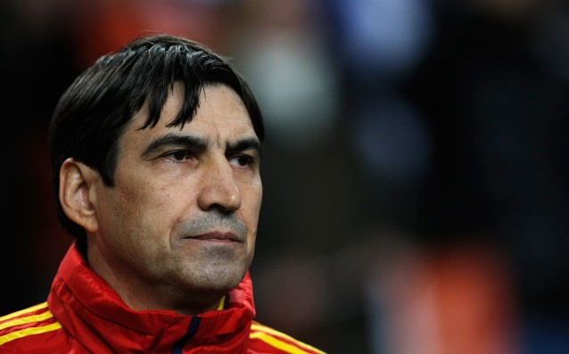 Romania coach with an offer from Saudi Arabia