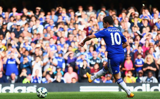 Jose: I see no reason Azar to leave Chelsea