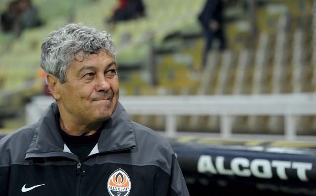 Luchesku ready to lead both Shakhtar and Romania