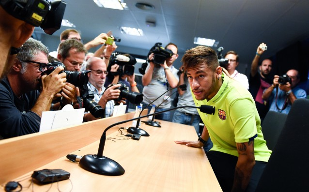 Neymar: During this season, I'm happier