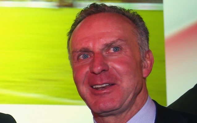 Rummenigge: Roma is the best team in Italy