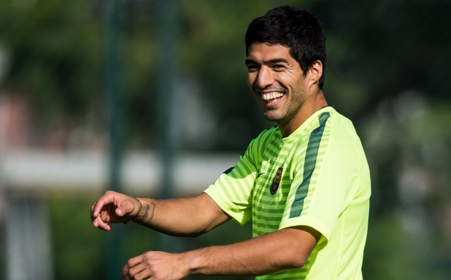 Enrique with serious expectations from Suarez