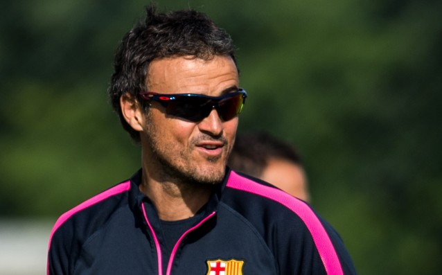Luis Enrique: First Ajax, then Real