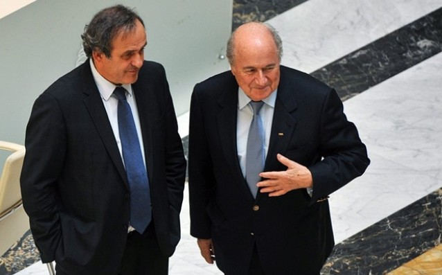 Platini refused to back Blatter in FIFA vote