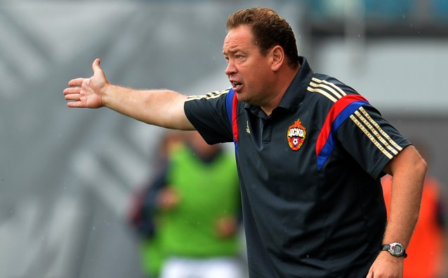 Leonid Slutski: We are glad for our first point