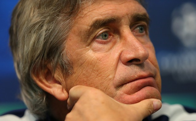 Pellegrini: Football is played 90 minutes, not one Half Time