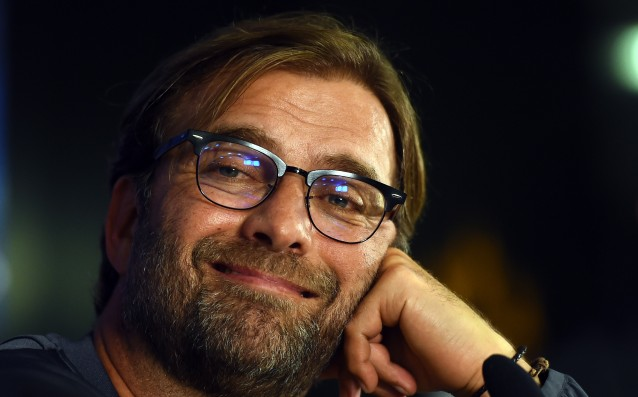 Klopp: I raised my voice in the locker room