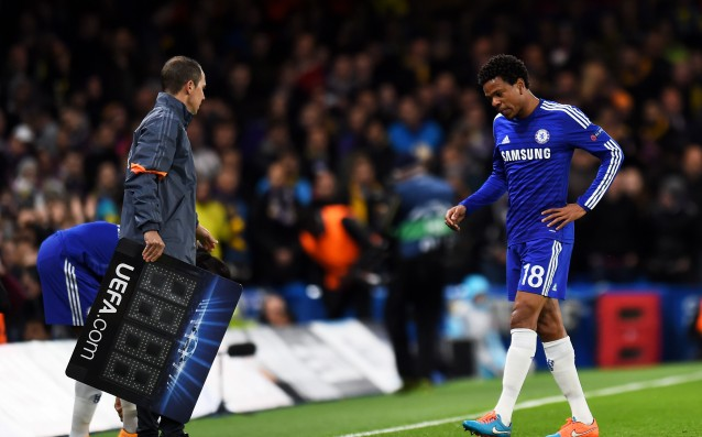 Loic Remy misses the match against Manchester United