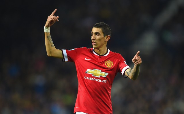 Di Maria ready for the derby between United and Chelsea