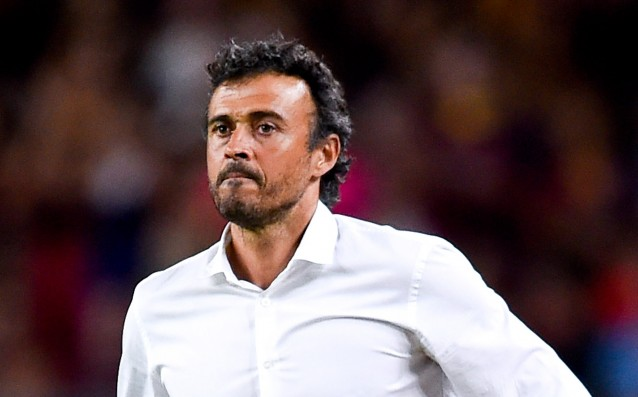 One question to Luis Enrique for Clasico