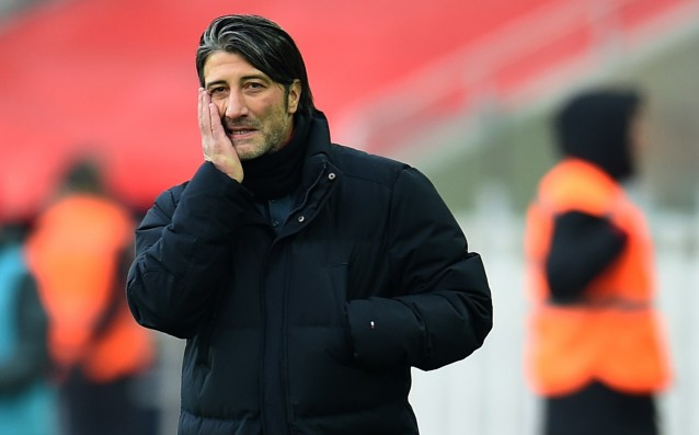 Angina left Spartak Moscow without a coach