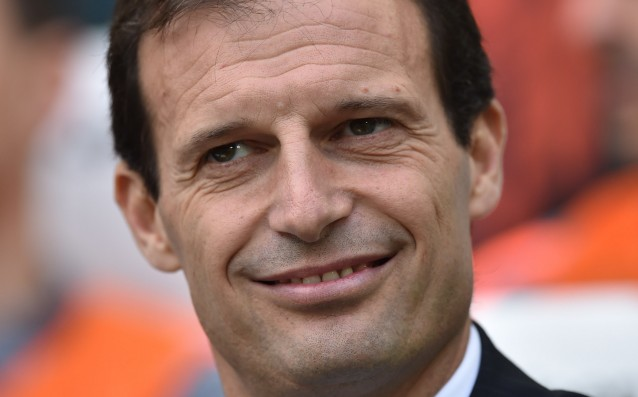 Allegri: Juve must maintain concentration