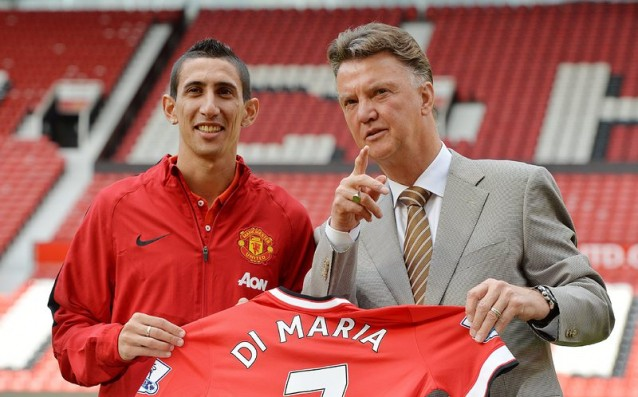 Giggs: Di Maria does not need a coach, he's a free spirit