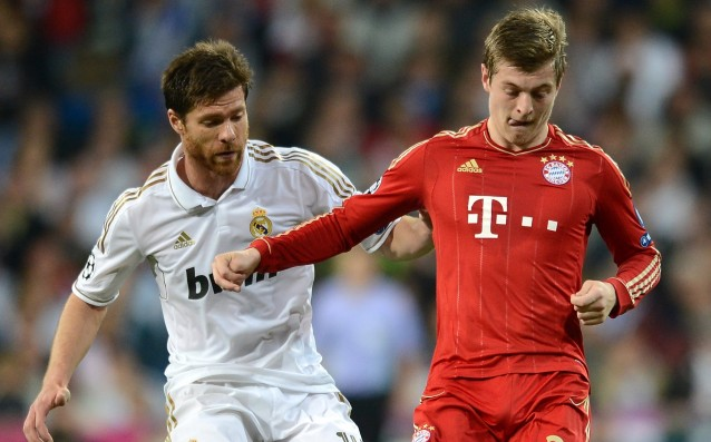 Alonso left: We were going to fit perfectly with Kroos