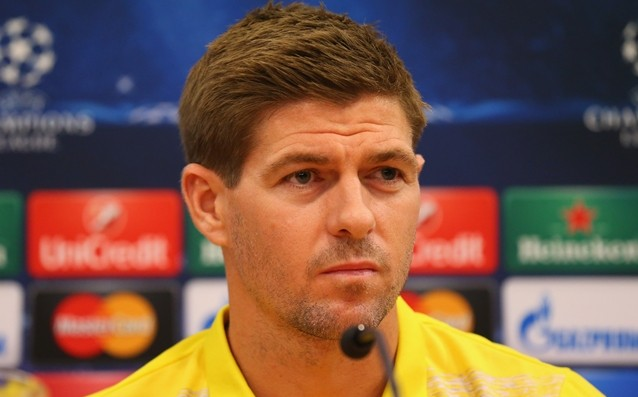 Steven Gerrard: I will not stop with football