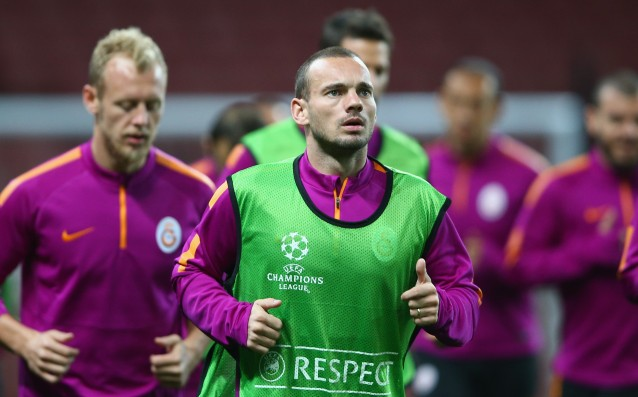 Sneijder wants to leave Galatasaray