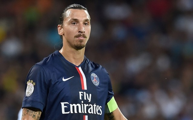 Zlatan Ibrahimovic resumes training on Monday