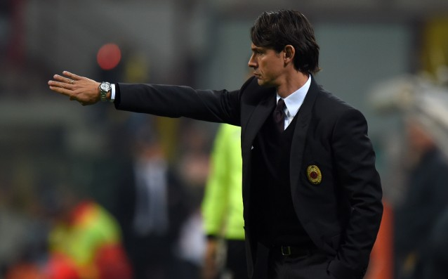 Inzaghi: We deserved to lose