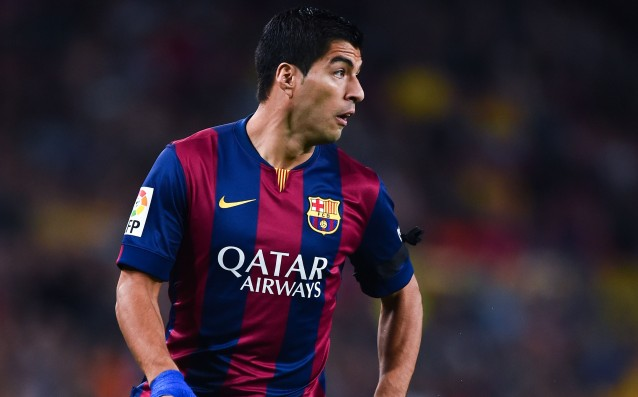 Suarez is not happy with the start of his career at Barca