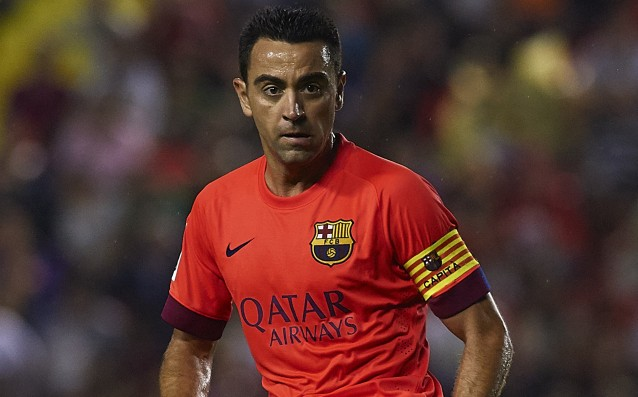 Xavi can pass to Japanese club