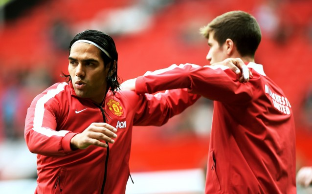 Van Gaal worried about the state of Falcao