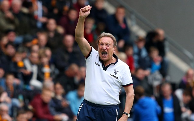 FA punished Neil Warnock for comments to Judge