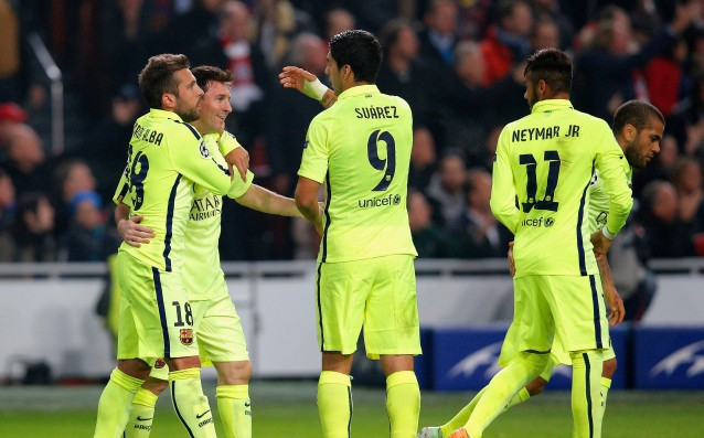 Barca improved record of Real Madrid and Manchester United