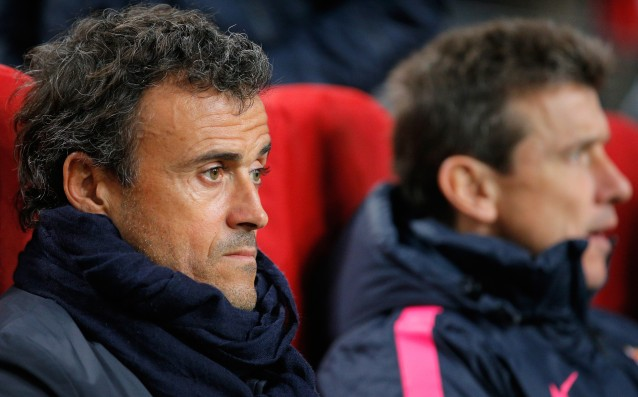 Luis Enrique: We were better than Ajax