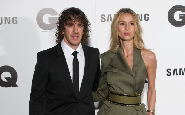 "Carles Puyol received the prize for ""Sports Icon"""