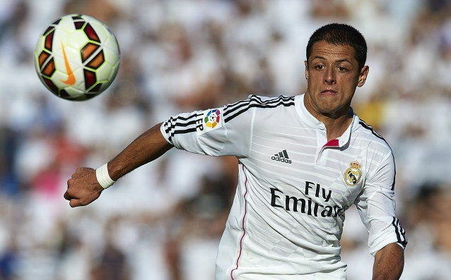 Chicharito wants a permanent contract with Real Madrid