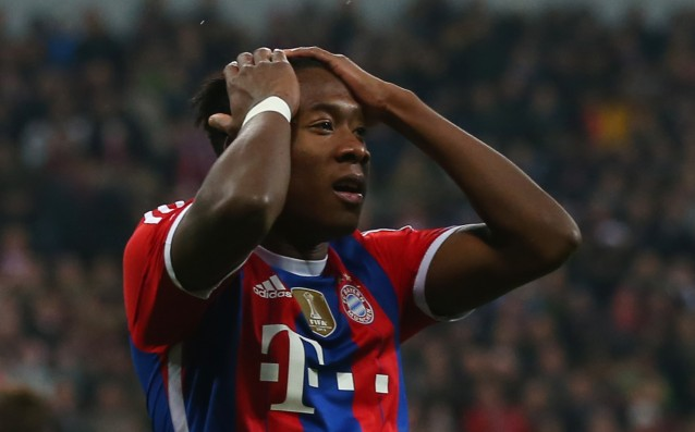 The doubts about Alaba came true, surgery and out for a long time