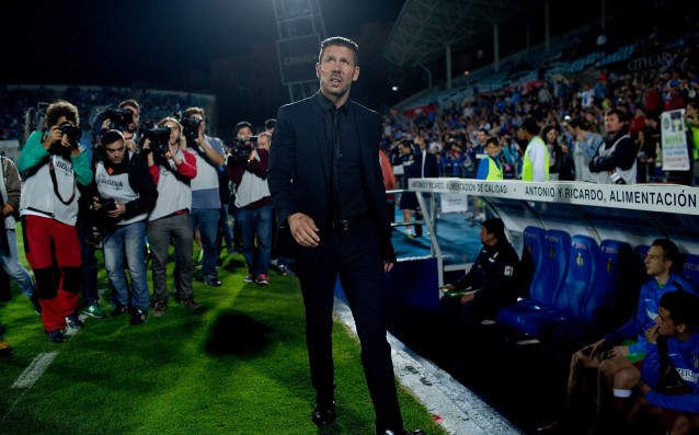 The owner of PSG wants Simeone as a coach