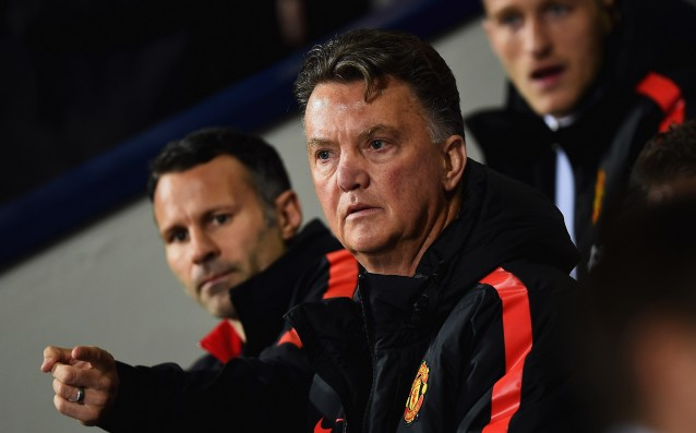 Van Gaal enjoys the three points against Palace