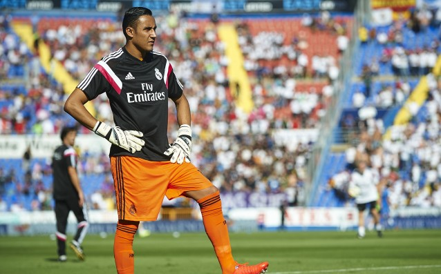 Navas: The season is long and I will not give up