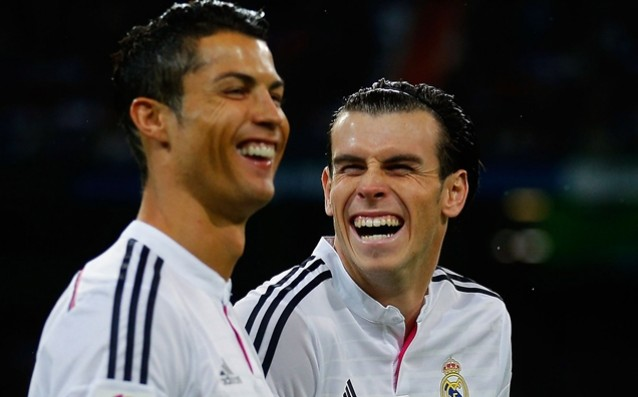 Bale: I want to be like Ronaldo