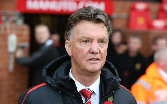 Van Gaal still wanders about the scheme of United