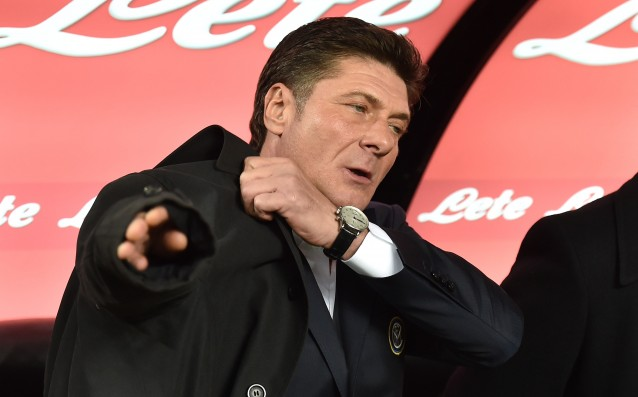Walter Mazzarri will be fired today?